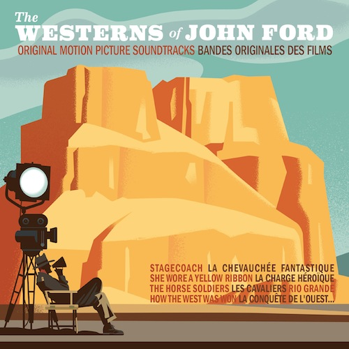 Les Westerns de John Ford
