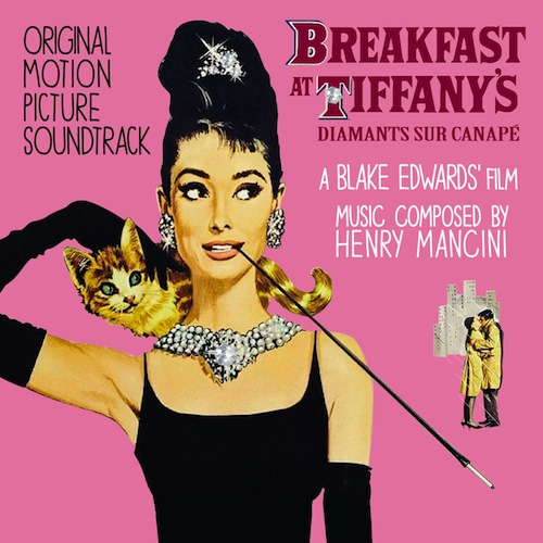 Diamants sur Canapé (Breakfast at Tiffany's)