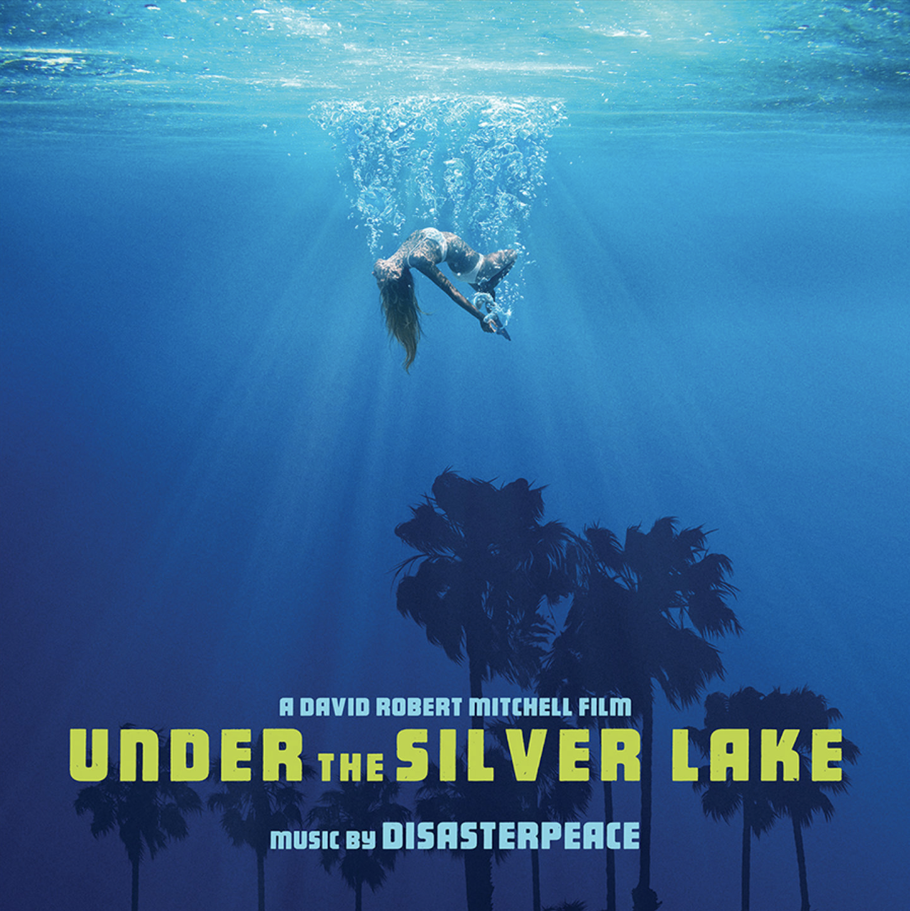Under The Silver Lake : la nouvelle BO de Disasterpeace !