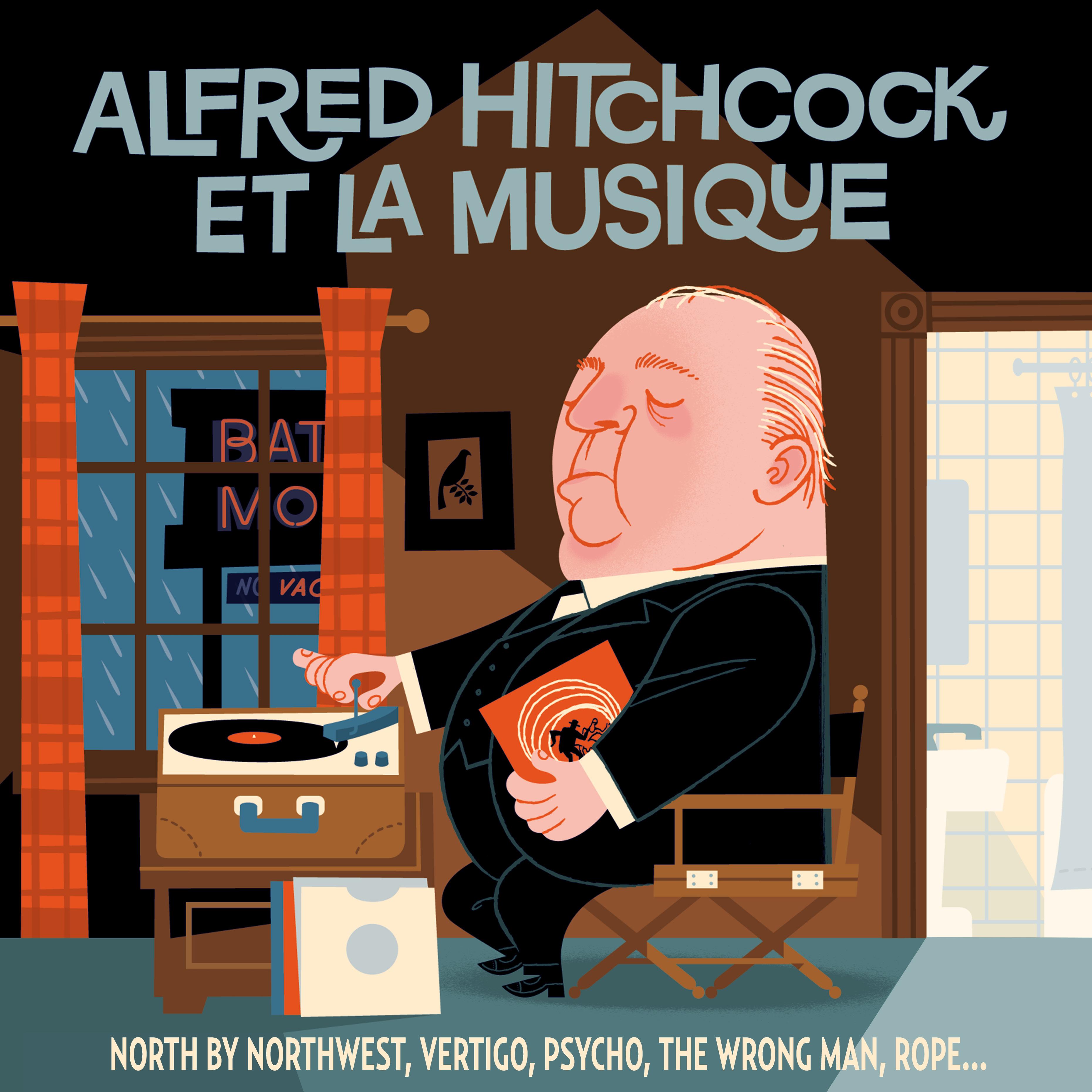 Alfred Hitchcock et la Musique dans la sélection FIP du mois de juin !