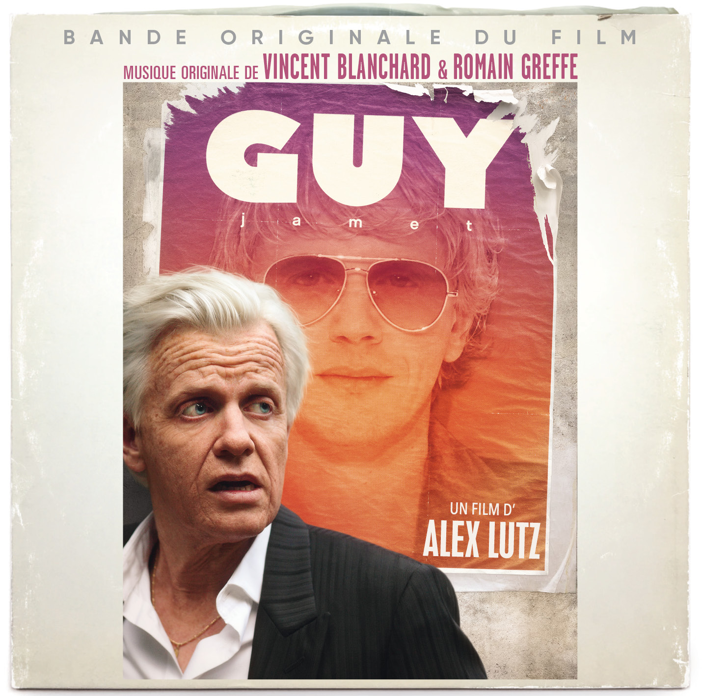 DADIDOU : le single inédit  de GUY (Alex Lutz)