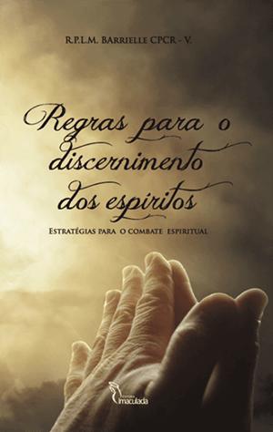 Livro-Regra para o discernimento dos espíritos