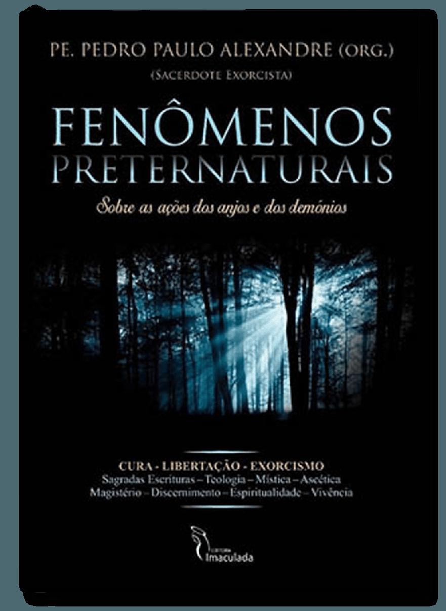 Livro-Fenômenos Preternaturais