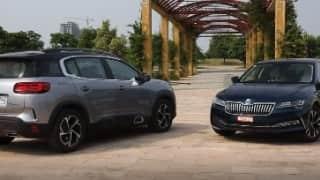 SUV vs Sedan