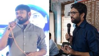 Kanhaiya Kumar: মঙ্গলবারেই লাল পতাকা ছেড়ে কংগ্রেসে কানহাইয়া, সঙ্গে জিগনেশও