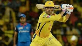 IPL: CSK के कप्तान महेंद्र सिंह धोनी बोले- KKR थी IPL में खिताब की दावेदार