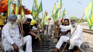 Bharat Bandh: Snapshots from farmers protests across country