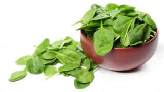 Spinach didn't only give Popeye strength; it protected him from a type of cancer as well