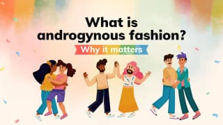 The movers and shakers of androgynous fashion and why it matters!