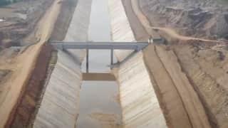 Kaleshwaram irrigation plan