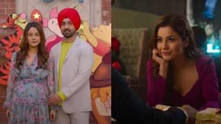 'Honsla Rakh' trailer: Diljit Dosanjh-Shehnaaz Gill go on a roller-coaster parenthood ride