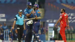 IPL 2021: MI end 3-match losing run, beat Punjab by 6 wickets