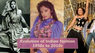 India@75   Evolution of Indian fashion through the decades: 1960s to 2010s