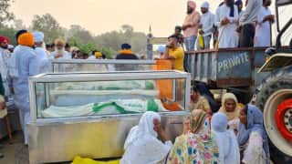 Video: लखीमपुर कांड का नया वीडियो आया सामने, किसानों को पीछे से रौंदती दिख रही है दो SUV