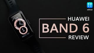 Huawei Band 6 Review: all day SpO2 monitoring for under ₹5,000!