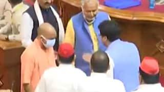 UP: अखिलेश के विधायक को BJP का साथ! नितिन अग्रवाल बने विधानसभा के डिप्टी स्पीकर
