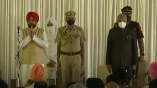 Punjab's new cabinet: 15 Congress leaders take oath as ministers