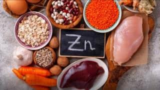 Zinc in diet