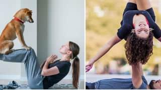 Weird styles of yoga