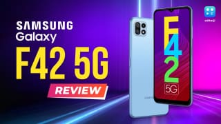 Samsung Galaxy F42 5G Review: best 5G Samsung phone on a budget?