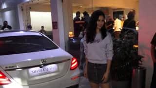 Vicky Kaushal की 'सरदार उधम सिंह' की हुई स्क्रीनिंग, कैटरीना पर रही कैमरे की नजर
