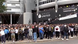 Saudi wealth fund buys England's Newcastle United soccer club