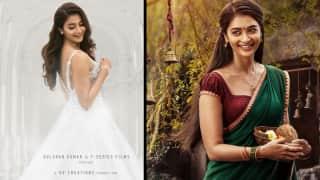 Pooja Hegde turns 31: Prabhas shares 'Radhe Shyam' poster, 'Acharya' new look out!