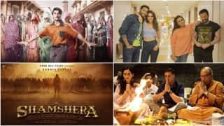'Shamshera', 'Jayeshbhai Jordaar', 'Prithviraj' & 'Bunty Aur Babli 2' have release dates now