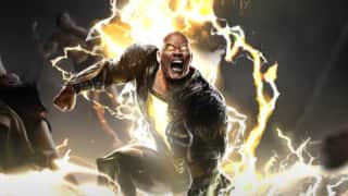 DC Fandome   The Rock is a force to reckon with in 'Black Adam' trailer