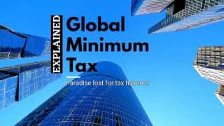 Global minimum tax explained
