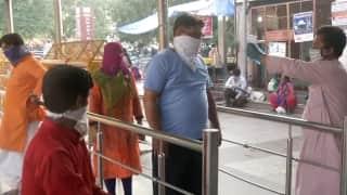 Religious places in Delhi open for devotees ahead of the festival season