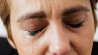 Can tears spread COVID? Here's what the experts are saying