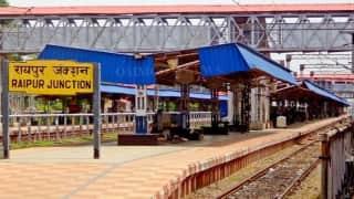 Raipur Train Blast: रायपुर रेलवे स्टेशन पर ट्रेन में धमाका, CRPF के 6 जवान घायल