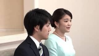 Japanese princess gives up royal status and $1.3 million -- for love