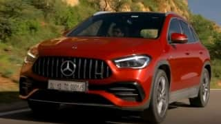 Mercedes-AMG GLA 35 review
