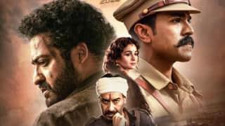 'RRR' release date: Ram Charan & Jr NTR-starrer to hit screens on January 7, 2022