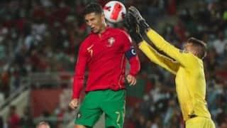 Cristiano Ronaldo nets 58th career hattrick as Portugal thrash Luxembourg 5-0