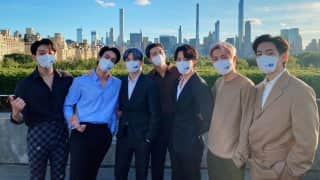 'Art looking at Art', say ARMY as BTS visit the Met Museum in New York. See photos