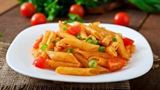 लेट्स ट्राई 'पास्ता चिप्स'