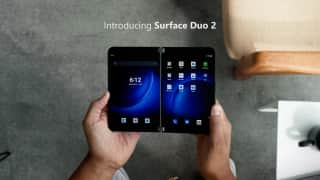 Surface Duo 2 will get 3 years of Android updates, Microsoft says