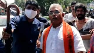 Dilip Ghosh: মাথা ফাটল বিজেপি সমর্থকের, ভবানীপুরে দিলীপ ঘোষের মিছিলে উত্তেজনা