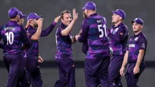 T20 World Cup 2021: स्कॉटलैंड ने किया बड़ा उलटफेर, बंगाल टाइगर हुए ढेर