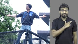 Shah Rukh Khan is now in the Indian sign language dictionary