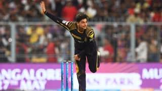 IPL 2021: KKR's Kuldeep Yadavreturns home after sustaining knee injury
