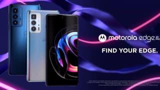 Motorola Edge 20 Pro India launch teased: check expected specs, price