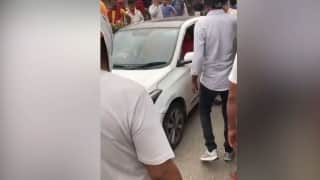 Delhi में फिर Gangwar, नजफगढ़ में बदमाशों ने कार में बैठे युवक को गोलियों से भूना