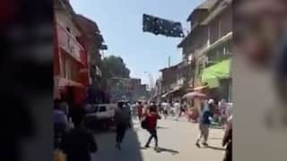 Fact Check: कश्मीर के पुराने वीडियो को जयपुर का बताकर किया वायरल, जांच में सामने आई ये सच्चाई