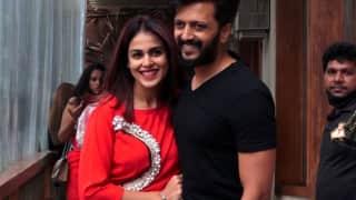 KBC 13 ShaandaarShukravaar: Genelia D'Souza and Ritesh Deshmukh get teary-eyed, know why