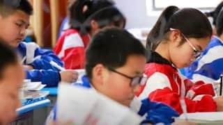 China's new curriculum