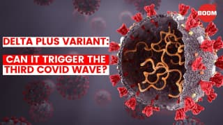 Delta Plus variant: Can it trigger the third Covid-19 wave?   BOOM   Covid19 India